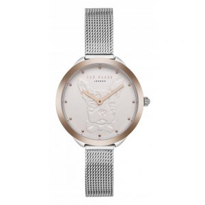 e2c502bfc694c TED BAKER Ladies Stainless Steel Strap Watch TE15198020